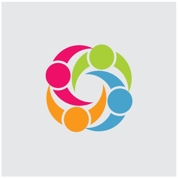 Headshot circle_Logo2_K